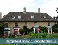 Kempsford Manor wedding venue in Gloucestershire